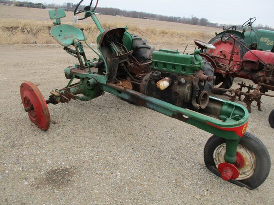 3545-OLIVER 60 TRACTOR