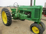 2868-JD G TRACTOR