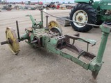 3956-JD G TRACTOR