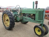 4063-JD A TRACTOR