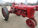 4349-IH H TRACTOR