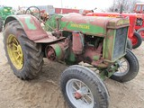 4891-JD D TRACTOR