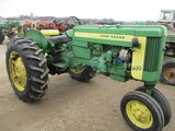 5452-JD 420 T TRACTOR