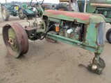 5457-OLIVER 60 TRACTOR