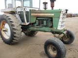 5458-OLIVER 1955 TRACTOR