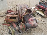 5830-IH M TRACTOR, IN PIECES