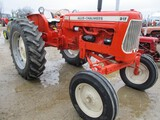 5837-AC D17 TRACTOR