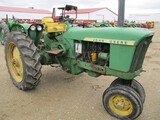 5861-JD 2010 TRACTOR