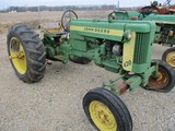 94388-JD 420 W TRACTOR
