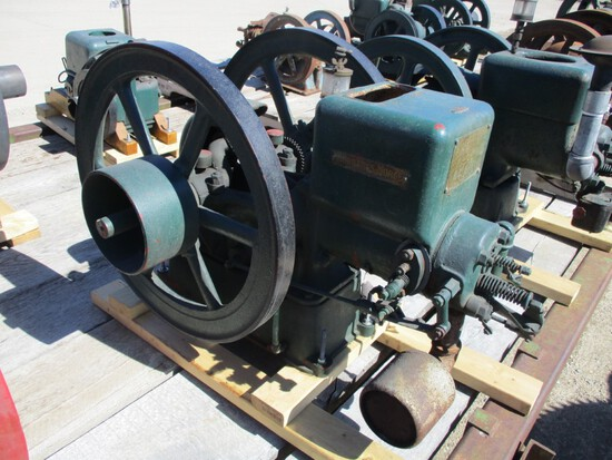 3248-FAIRBANKS MORSE 2HP ENGINE