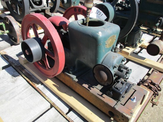3251-FAIRBANKS MORSE 1 1/2HP Z ENGINE