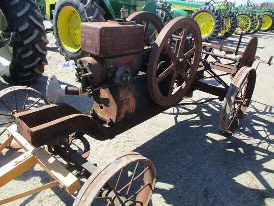 3832-MCCORMICK 7HP ENGINE