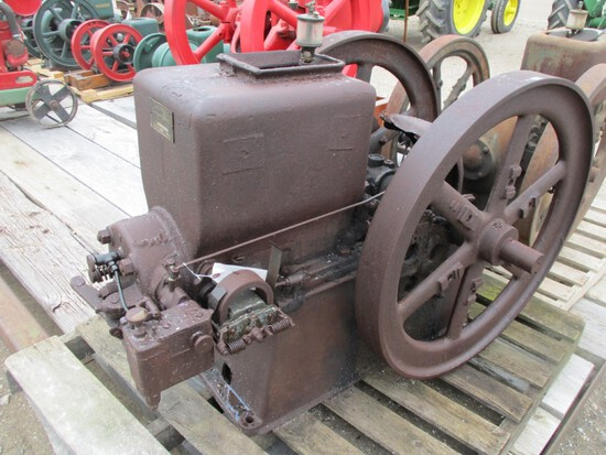 5420-SATTLEY 5HP ENGINE