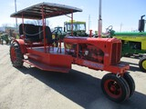 4036- AC WC TRACTOR
