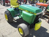 4065-JD 317 TRACTOR