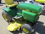 4245-JD 317 TRACTOR