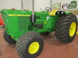 4560-JD 5010 TRACTOR