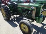 4562-JD 420 U TRACTOR