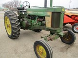 5401-JD 720 TRACTOR