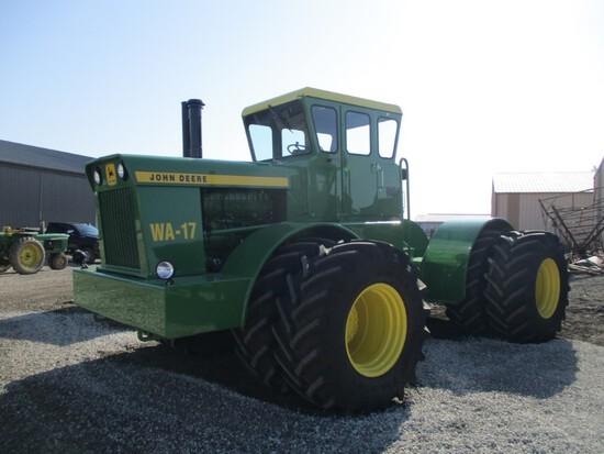98704 - JOHN DEERE WAGNER WA-17