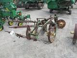 99253 - JOHN DEERE 2 BTM VINEYARD/ORCHARD PLOW