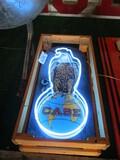 86279-CASE NEON EAGLE SIGN