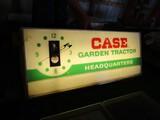 86295-CASE LAWN & GARDEN CLOCK