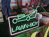 86316-LAWNBOY, NEON SIGN