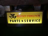 99088-MASSEY FERGUSON PARTS & SERVICE SIGN