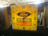 99093-FORD / NEW HOLLAND CLOCK