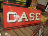 99119-CASE NEON SHELL, SINGLE SIDED,PORCELAIN SIGN
