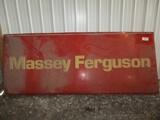 99126-MASSEY FERGUSON PLASTIC PANELS