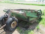 9539- JOHN DEERE SOIL MOVER 3 YARD DIRT PAN