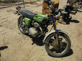 9017- HONDA CL360 2 CYLINDER MOTORCYCLE