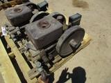 9051- CUSHMAN CUB 3 H.P. MOTOR