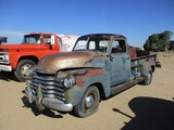 9191- CHEVY 3800 PICK-UP TRUCK, 6 CYLINDER