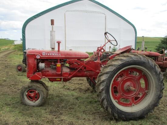 10021- FARMALL SUPER C