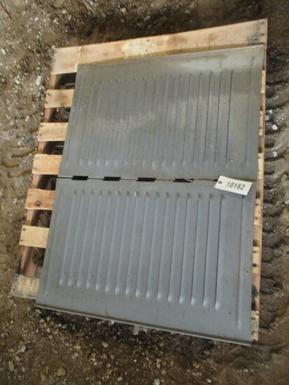 10162- PALLET OF IH SIDE SHIELDS