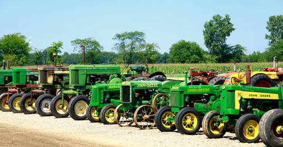 Annual Spring Collector Tractor Auction -APRIL 3rd