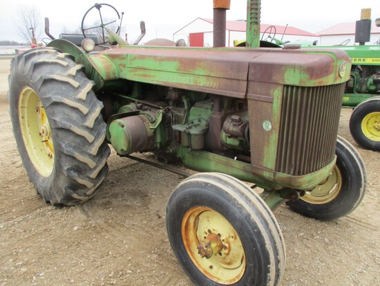 2760-JD R TRACTOR