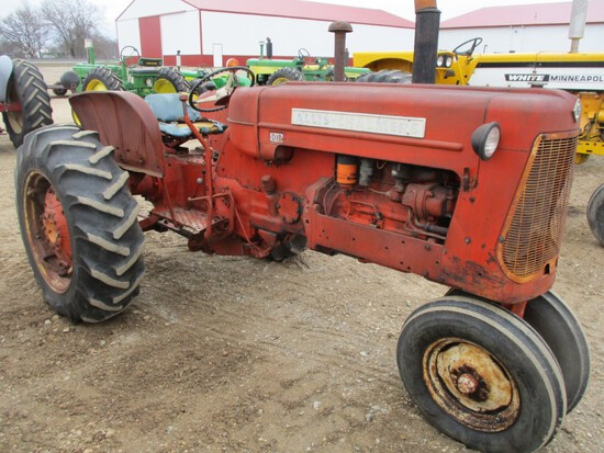 4034-AC D-17 TRACTOR