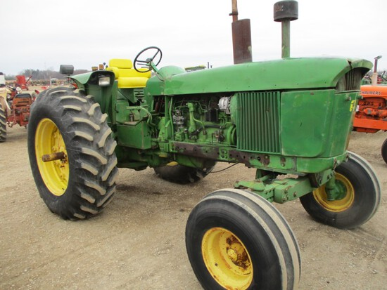4454-JD 4020 TRACTOR