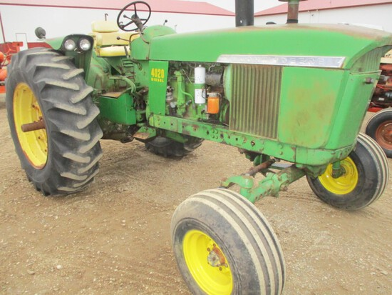 94392-JD 4020 TRACTOR