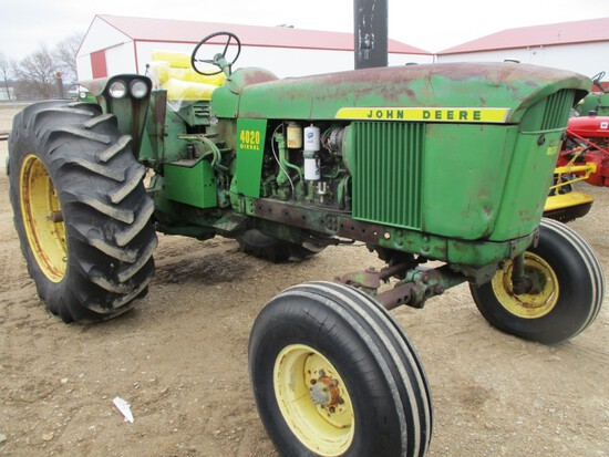 94454-JD 4020 TRACTOR