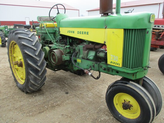 94458-JD 730 TRACTOR