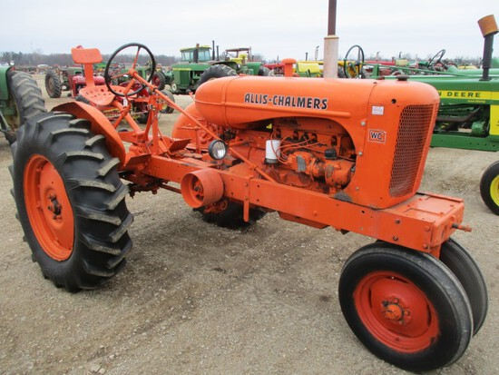 94540-AC WC TRACTOR