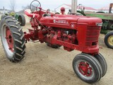 4389-IH H TRACTOR