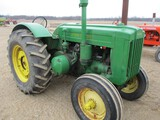 4390-JD D TRACTOR