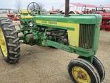 4393-JD 520 TRACTOR