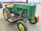 4612-JD M TRACTOR